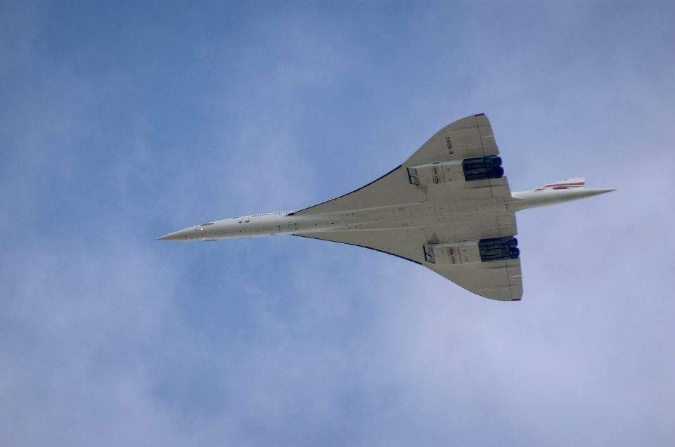 Retrospective: Concorde on Tour